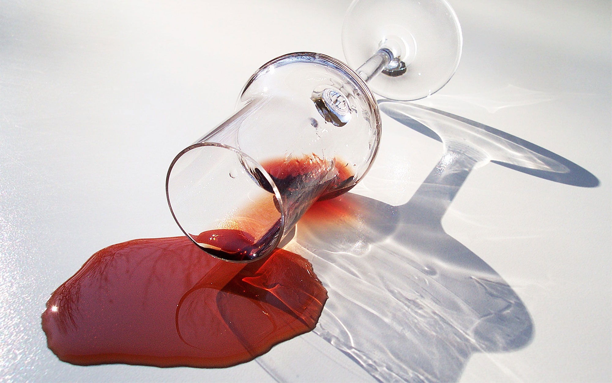 How To Remove A Red Wine Stain